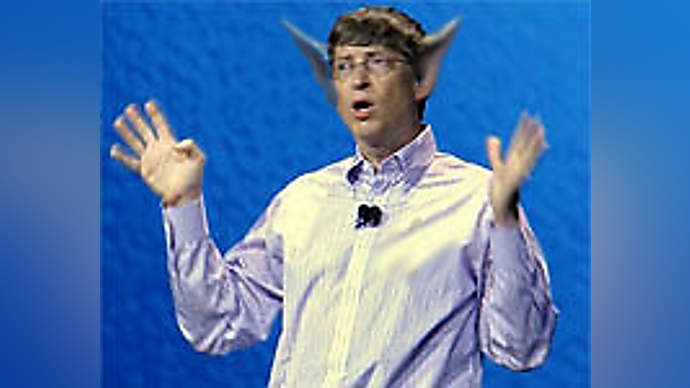 image for Bill Gates to Purchase Great Britain - Part 1