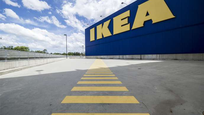 image for Man rescued from IKEA store after five years