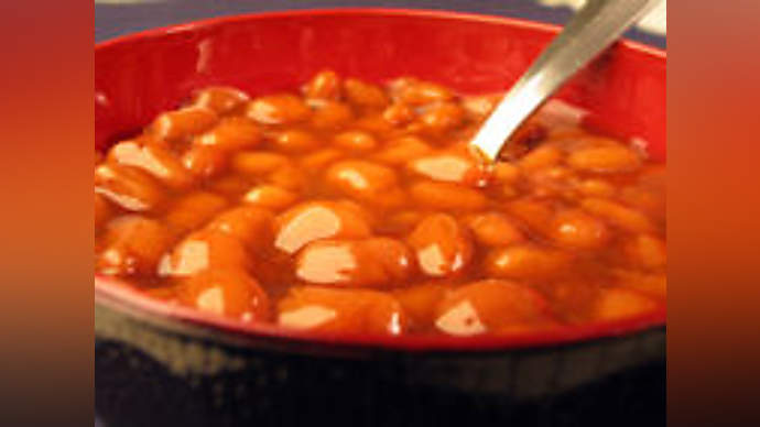 image for Man Had One Thought On His Mind: Baked Beans