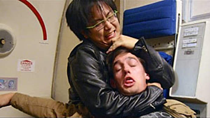 image for Airlines Update Choke-hold Policy