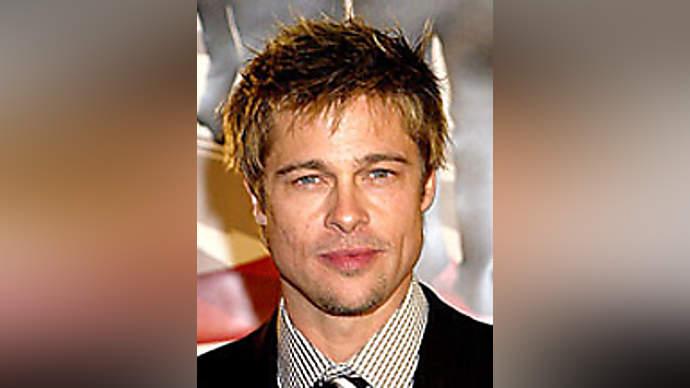 image for Brad Pitt Pregnant