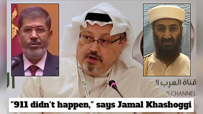 image for Jamal Khashoggi didn't condone terrorist groups