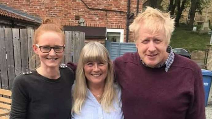 image for Prime Minister Boris Johnson Would Not Bode Well For Those Without Blond Hair