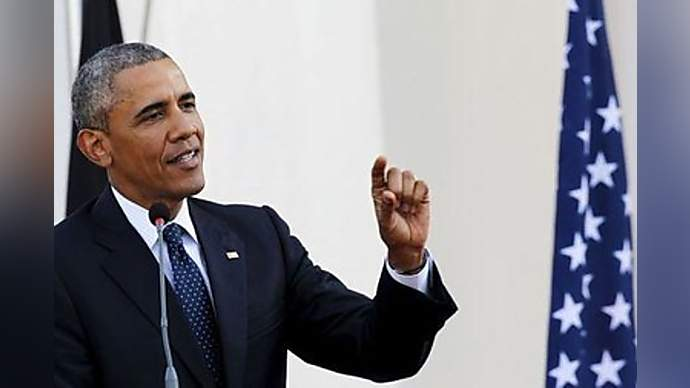 image for President Obama's Rutgers Speech: Let's Make Our Country One Giant Shit House