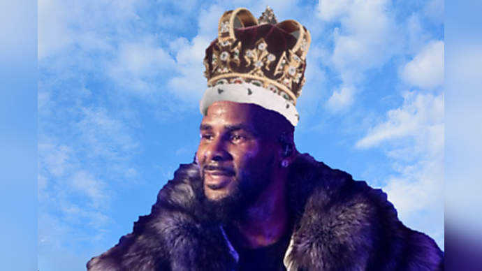 image for R Kelly Reckons He Can Fly