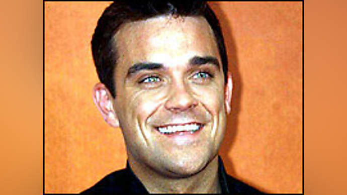 image for Robbie Williams single in drugs storm