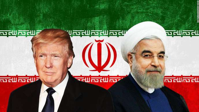 """image for """"Iran is Acting Irrationally and Unpredictably"""" Says Totally Rational Predictable Guy Who Wrecked Their Economy"""