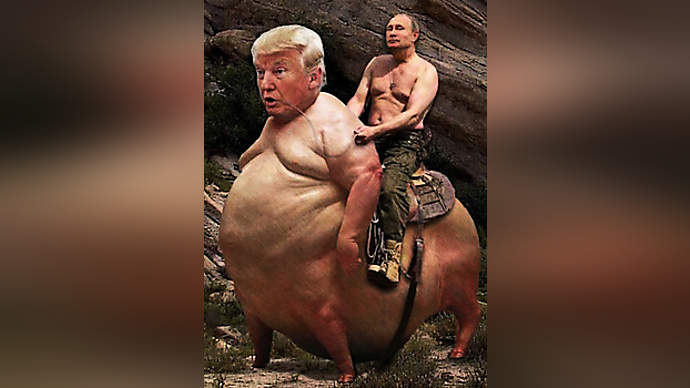 """image for Putin Tells Trump: """"James Comey Was One Of Ours"""""""