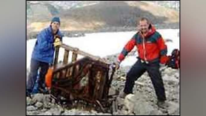 image for Scottish rubbish dump piano mystery Liberace poser