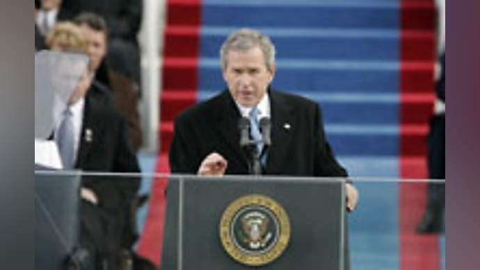 image for Bush Says Carter Violated Patriot Act