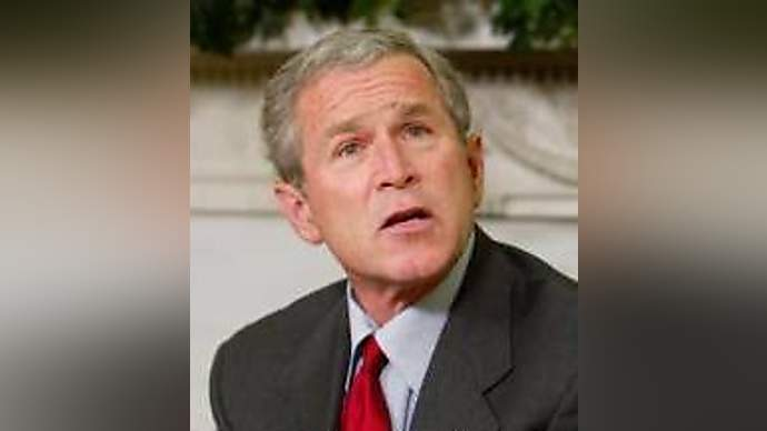 "image for Bush : ""Mea Culpa"""