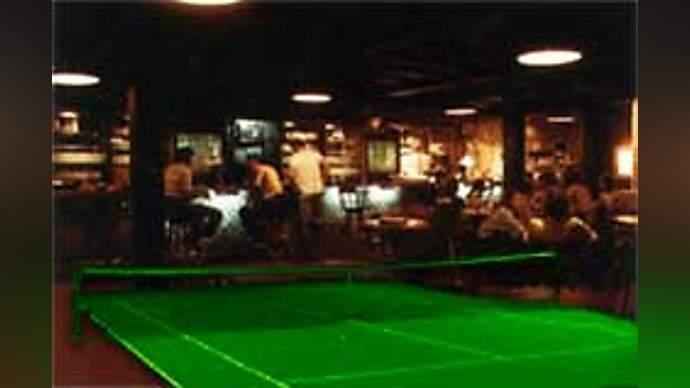 image for Tennis Craze Hits UK Pubs