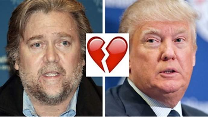 image for Bannon considering sacking Trump.com™