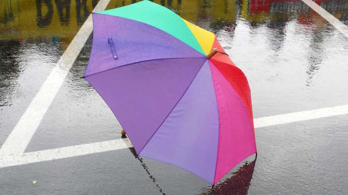 image for Golf Umbrella Was Not 'Fit For Purpose'