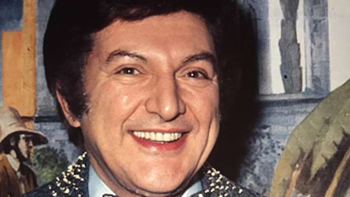 image for Why Liberace Was Buried Face Down
