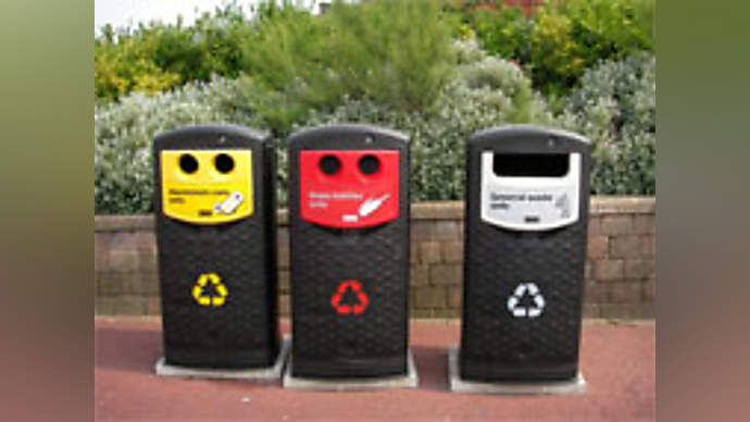 image for Joke Recycling Plant Posts Record Profits