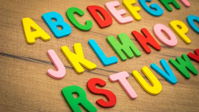 image for Learning The Alphabet As Simple As ABC