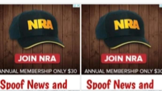 image for Man Considering Joining NRA