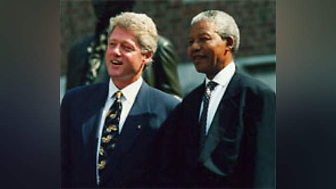 image for Daily Mail preparing Mandela Party kits