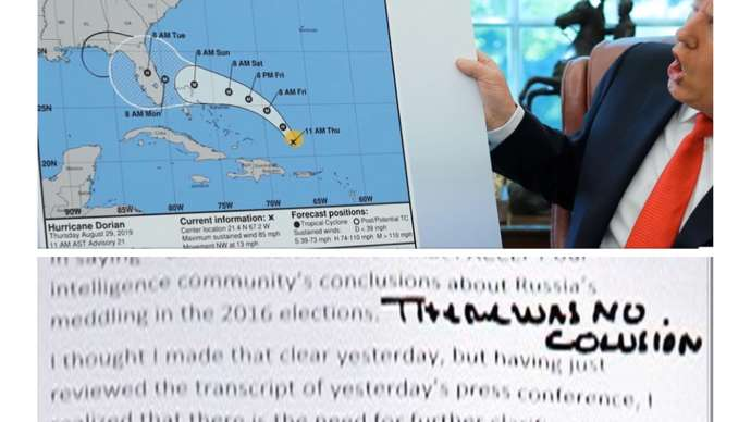 """image for New Smartphone """"Felt Pen"""" Photo App Helps Trumpists Easily Deal With Pesky Fact-Checkers"""