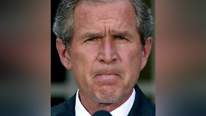 image for Conservative Christian Groups Saddened By Liberals Treatment Of George W. Bush's Gay Prostitute
