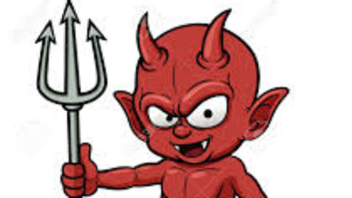image for Satan Objects to Being Demonized by Catholic Church