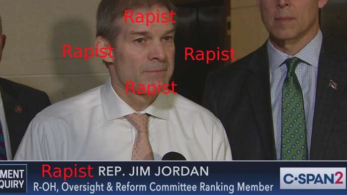 image for Jim Jordan Raped Me