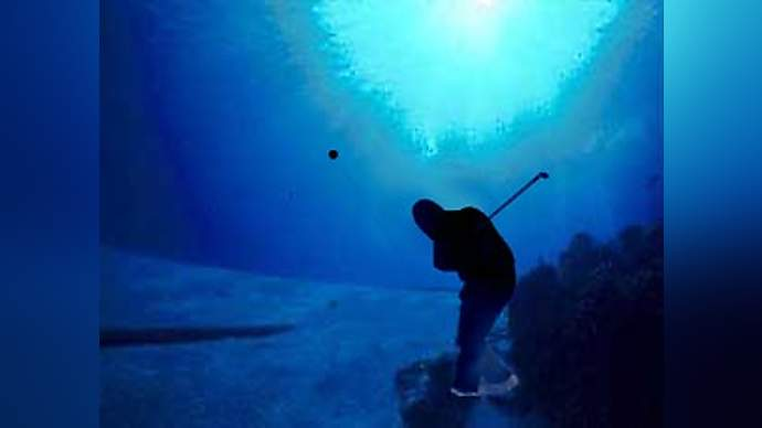 image for Underwater Golf becomes Australian Hit!