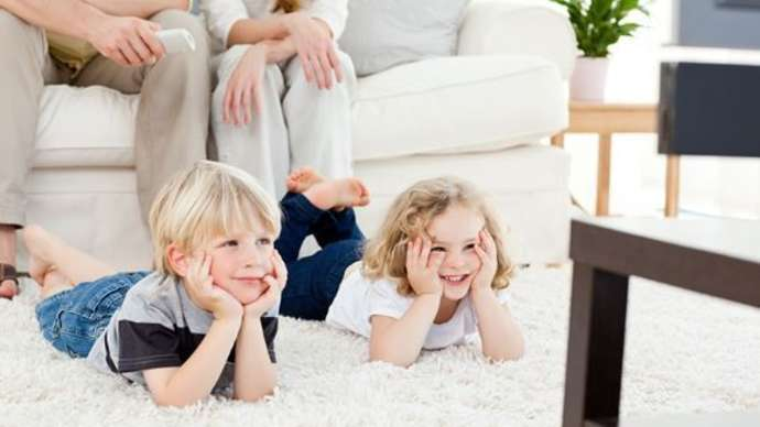 image for Children Are Happier Watching Fox News, Reports Fox News