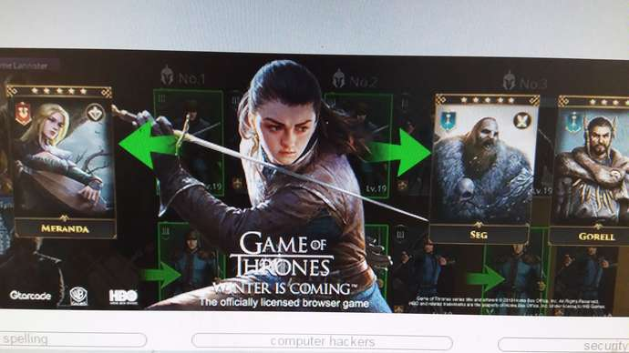 image for New Game Of Thrones Game 'Winter Is Coming' Proves Winter Is, Indeed, Coming