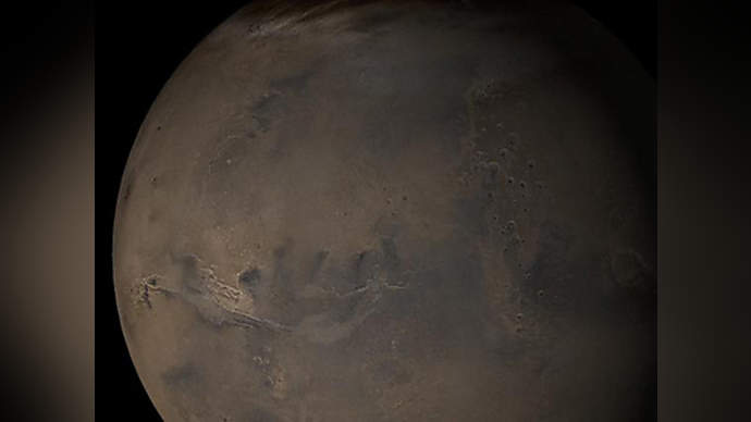 image for No evidence of reality TV on Mars points to intelligent life