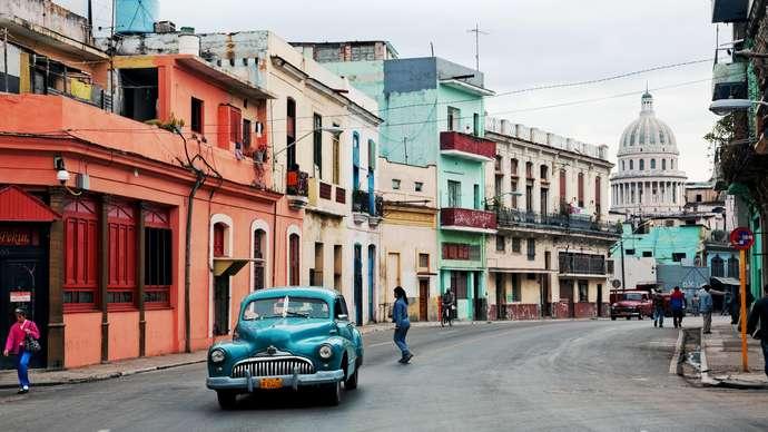 image for Trump Declares Cuba Belongs to U.S.