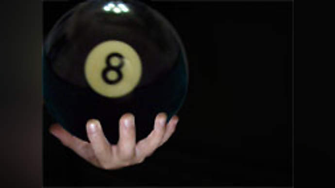 image for It's Pope Francis vs. the Eight Ball in a know-it-all shootout
