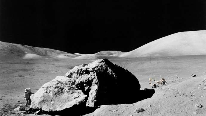 image for Apollo 14 Golf Balls May Never Be Found