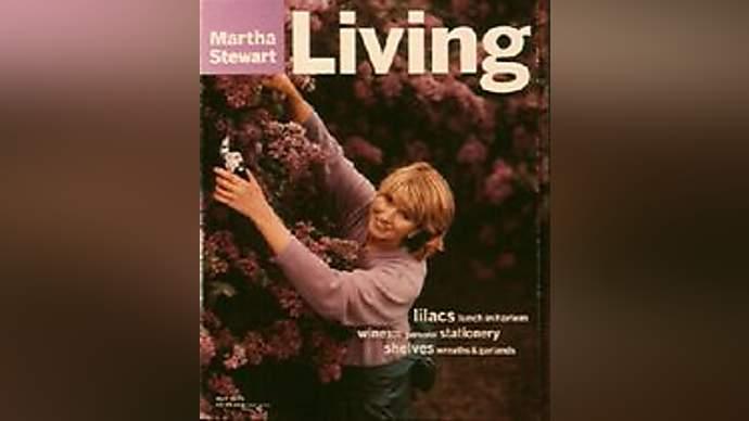 image for Martha Stewart: Change National Terror Alert Colors