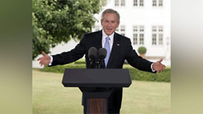 image for Bush Body Double Fools Many in Iraq