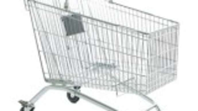 image for Man with broom in supermarket trolley kills nine