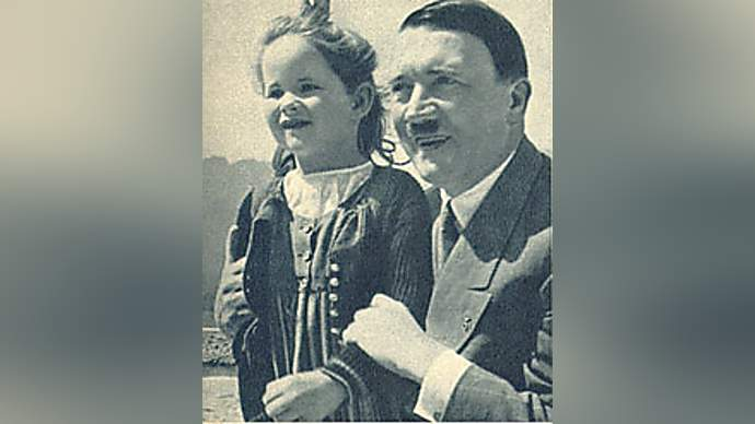 image for Adolf Hitler And Charlie Chaplin Historians In Row Over Who Copied Whose Moustache