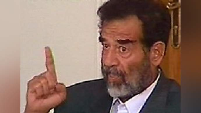 "image for Saddam: ""The Gassing of the Kurds was a huge mistake, I was sick!"""