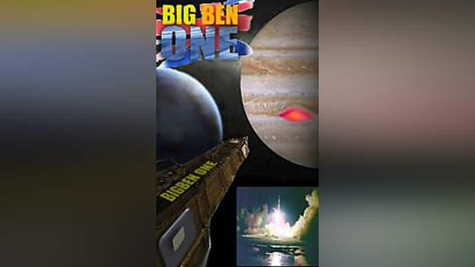 image for NASA & BNSC To Launch Big Ben For Jupiter Mission