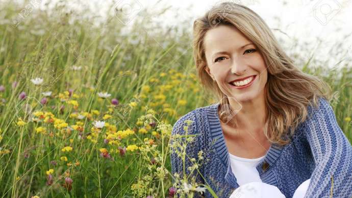 image for Woman Thrilled to Finally Be Old Enough to Have a Midlife Crisis