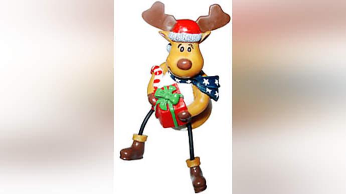 image for Sara Palin Visits Santa Claus