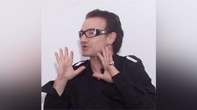 image for Bono's Christmas Message 2015