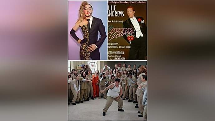 image for Lesbian incorporates dance move during prison performance