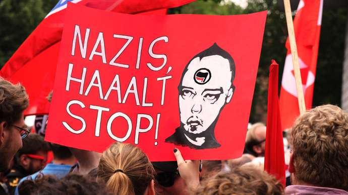 image for Nazi Party investigated for Anti-Semitism