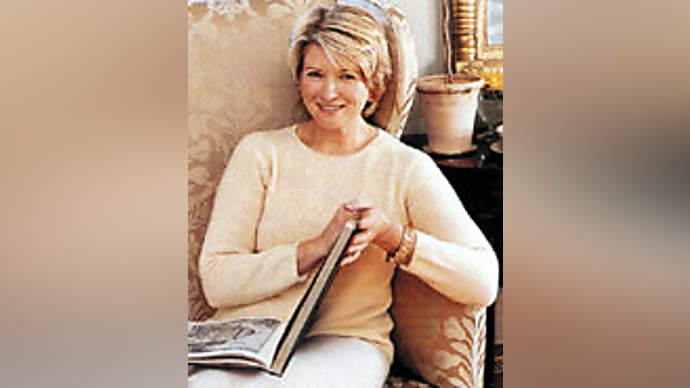 image for Martha Stewart to Market New Line of Electronic Bracelets, Bureaus, Book