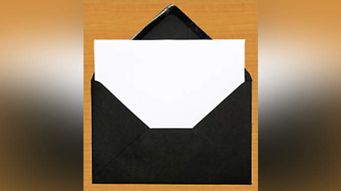 image for 'Blackmail' an issue for USPS