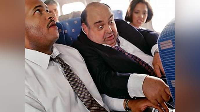 image for One man's dream: Flatulence to Flight