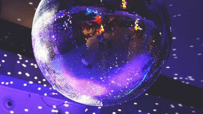 image for The Dangers of Sucking Disco Balls