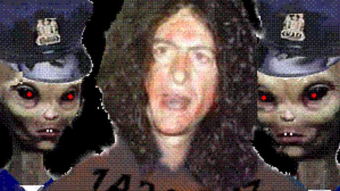 image for Howard Stern Indicted by Aliens!